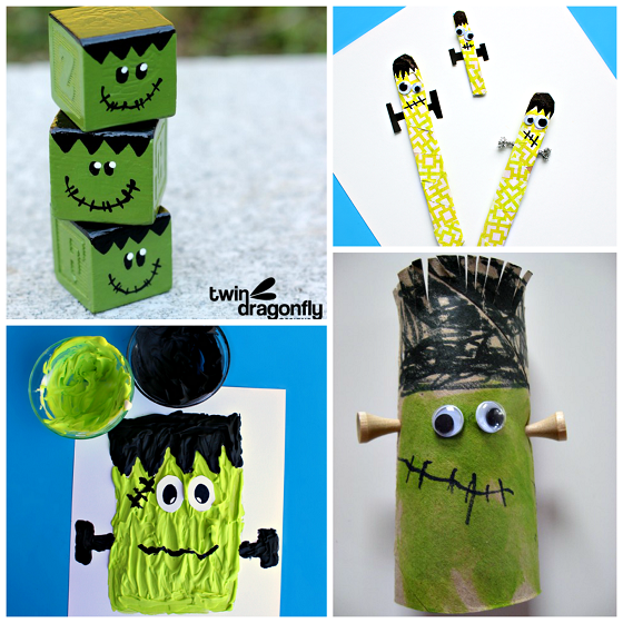 frankenstein-halloween-kids-crafts