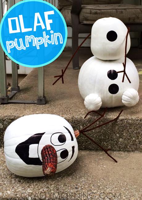frozen-olaf-halloween-pumpkin-no-carve