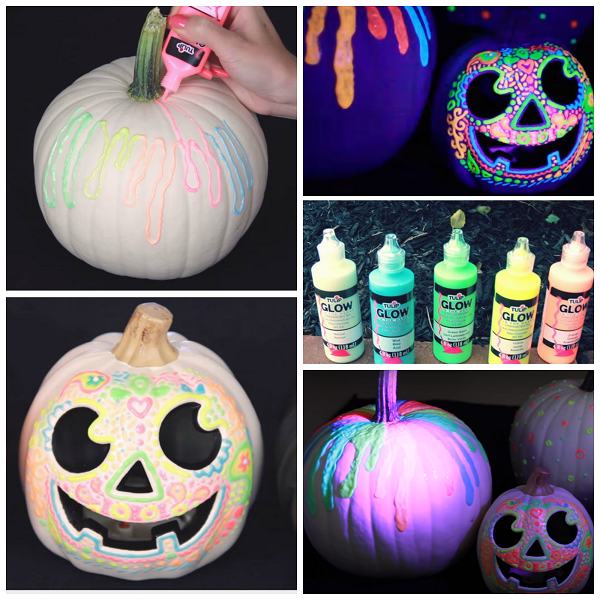 Clever No Carve/Painted Pumpkin Ideas for Kids , Crafty Morning