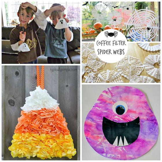 halloween-coffee-filter-kids-crafts