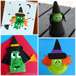 Witch Crafts for Kids to Make this Halloween
