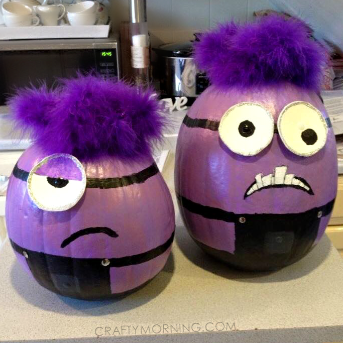no-carve-evil-minion-pumpkins-for-halloween
