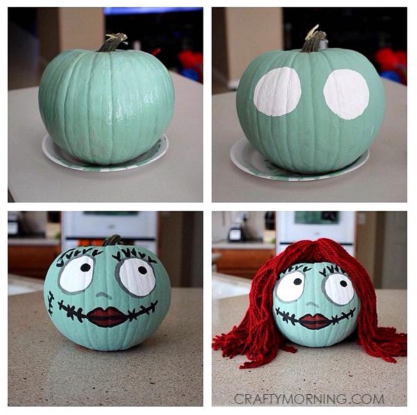 sally-skellington-nightmare-before-christmas-pumpkin