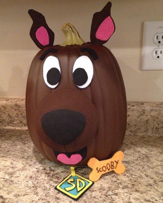 scooby-doo-pumpkin