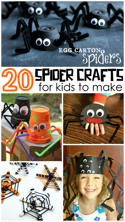 20-spider-crafts-for-kids-to-make-at-halloween