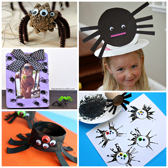 creepy-spider-crafts-for-kids