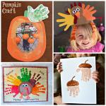 Fall Handprint Craft Ideas for Kids