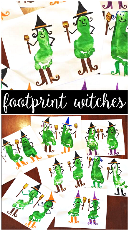 footprint-witch-halloween-kids-craft-idea-