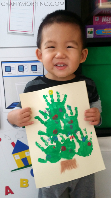 handprint-christmas-tree-kids-craft