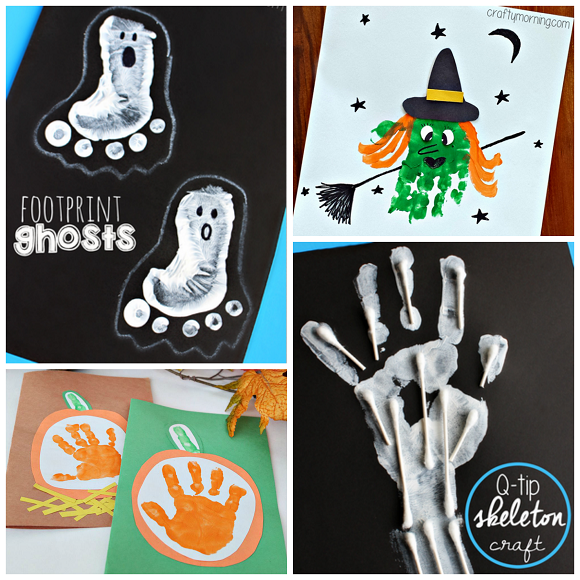 handprint-footprint-halloween-kids-crafts