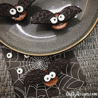 Reeses Oreo Bat Treats