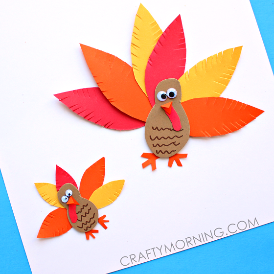 simple-paper-turkey-kids-thanksgiving-craft-
