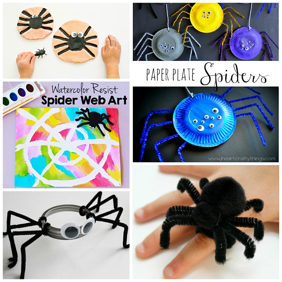 spider-crafts-for-kids-this-halloween