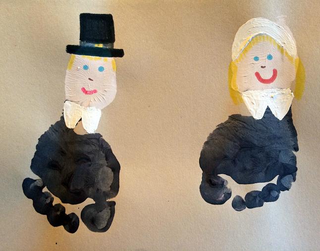footprint-pilgrim-thanksgiving-kids-craft