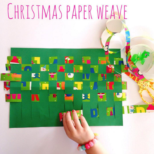 christmas-paper-weave-kids-craft
