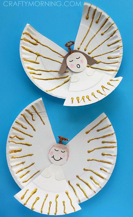 paper-plate-angel-kids-craft-