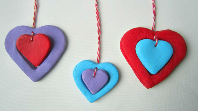DIY-Heart-Clay-Pendant