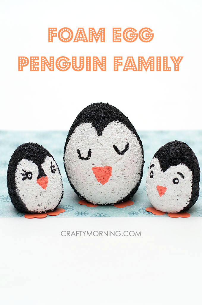 Foam-Penguin-craft-