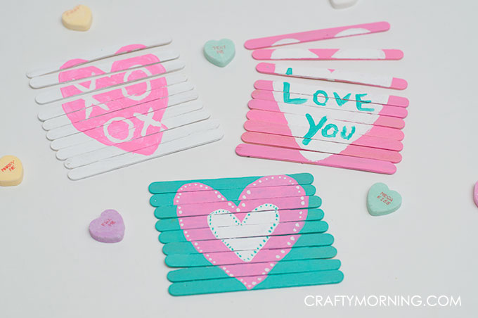 Popsicle-Stick-Valentine-Puzzle