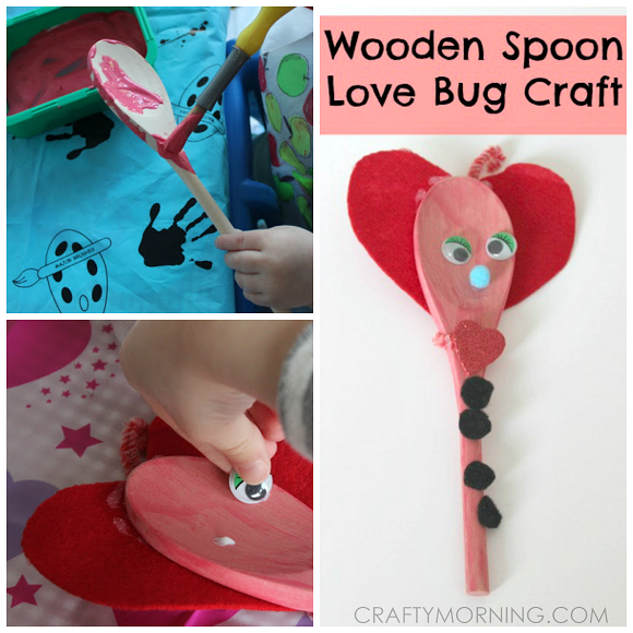 Valentine-wooden-spoon-lo-bug-kids-craft