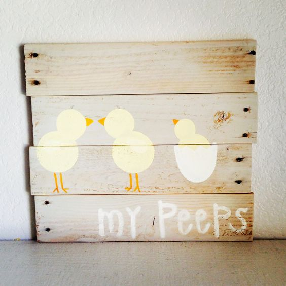 my-peeps-easter-wood-pallet-project