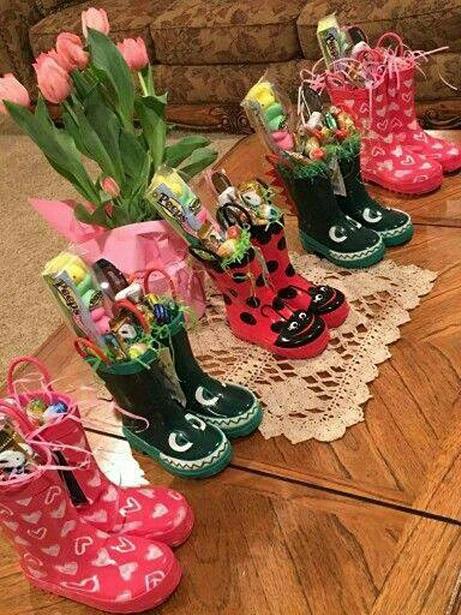 Unique Easter Basket Ideas for Kids - Crafty Morning