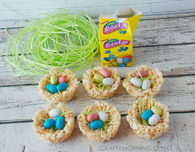 rice-krispie-nests-easter