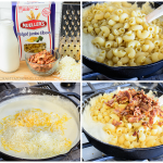 Skillet Bacon Mac & Cheese Recipe