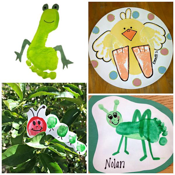 spring-footprint-kis-crafts