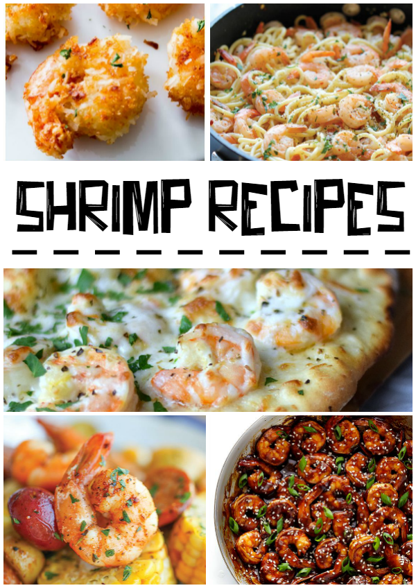 What Recipes Can I Make with Shrimp?