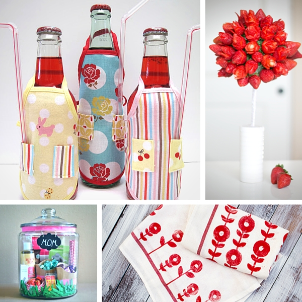 1 - DIY Kitchen Gifts for Mother's Day