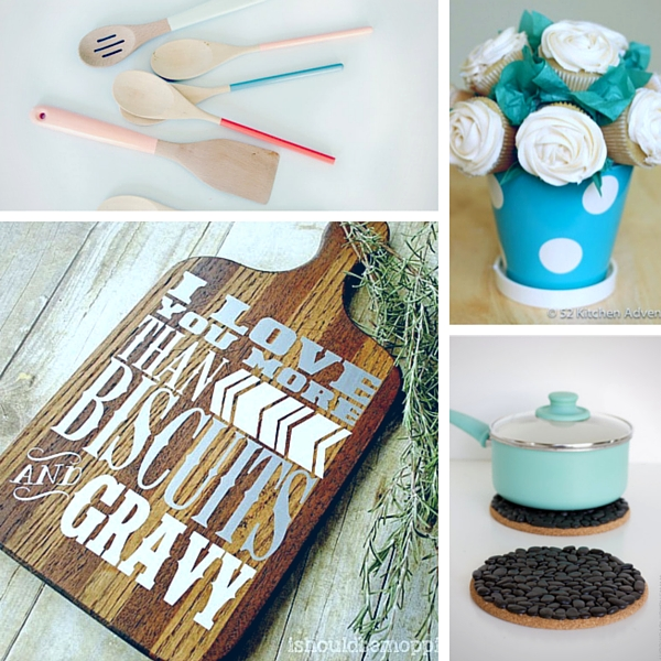 5 - DIY Kitchen Gifts for Mother's Day
