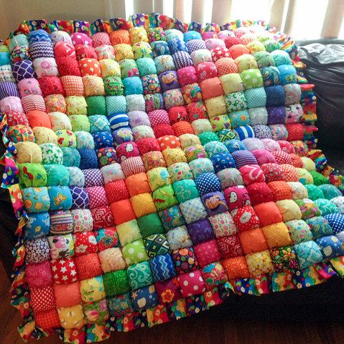 bubble-quilt-for-babies