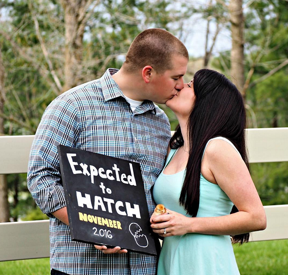 expected-to-hatch-chick-pregnancy-announcement
