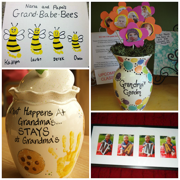 Mother S Day Gifts For Grandma Crafty Morning
