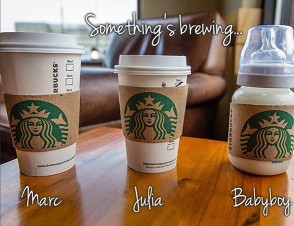 starbucks-cups-pregnancy-announcement