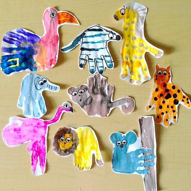 wild-animal-handprint-crafts-for-kids