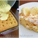 Banana Cream Poke Cake Recipe