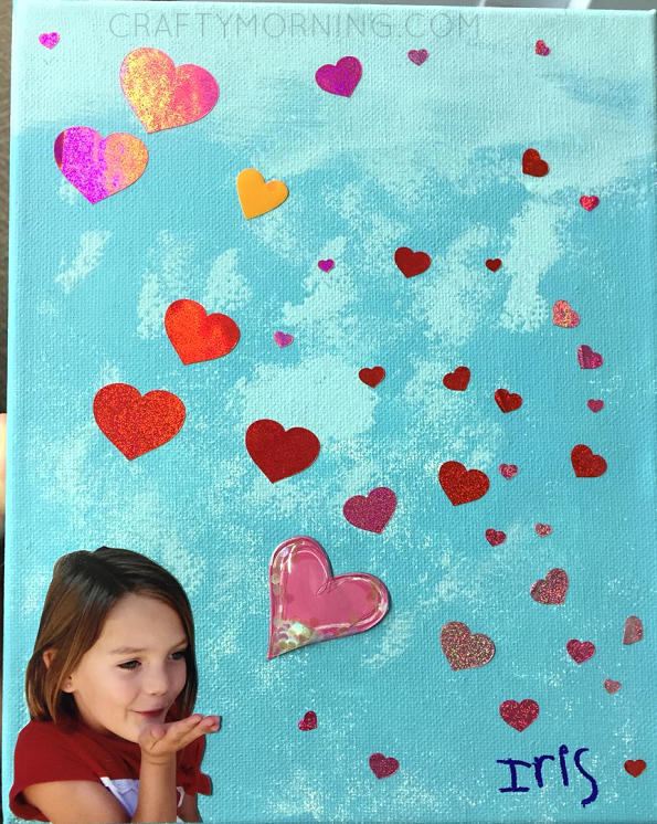 blowing-kisses-mothers-day-kids-craft