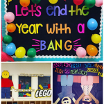 End of the Year Classroom Bulletin Board Ideas