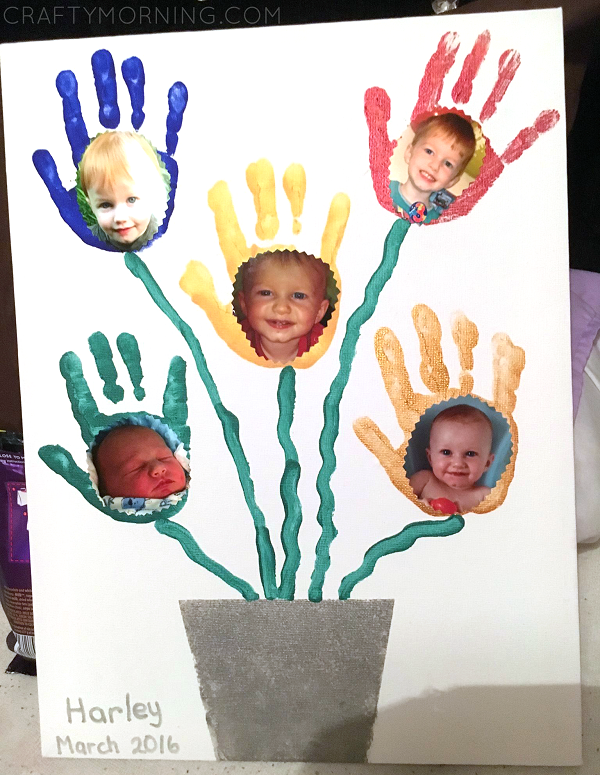 flower-pot-face-bouquet-kids-craft