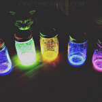 How to Make Glowing Jars (Using Glow Sticks)