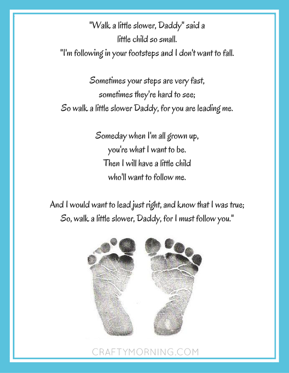 walk-a-little-slower-daddy-printable-poem