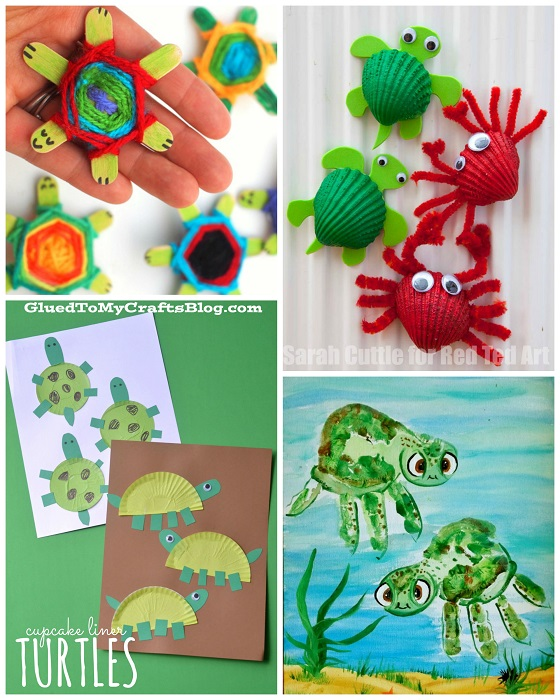cute-turtle-crafts-for-kids-to-make