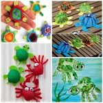 Turtle Crafts for Kids to Make
