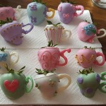 Strawberry Tea Party Treats