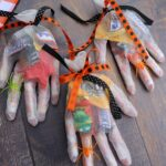 Halloween Candy Glove Treats