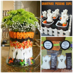 Cute Ideas Using Halloween Peeps