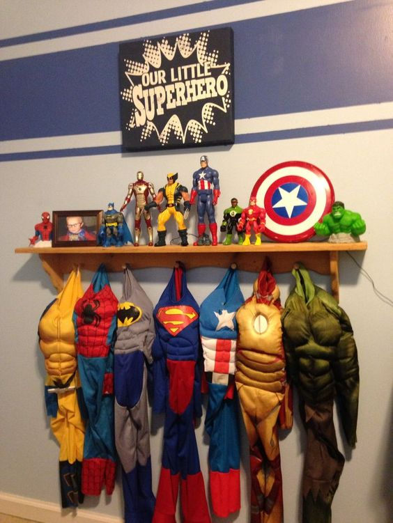 superhero-wall-idea