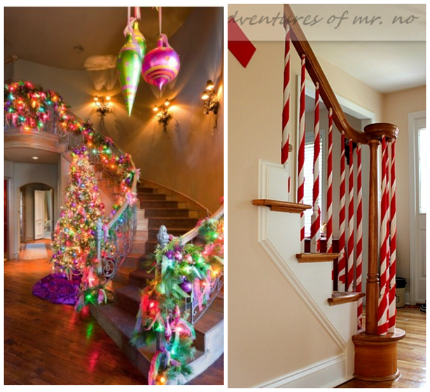 ways-to-decorate-stairs-for-christmas